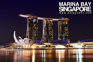 Singapore, Marina Bay, Marina Bay Sands, The Shoppes, Night Shoot, Landscape, Nightscape