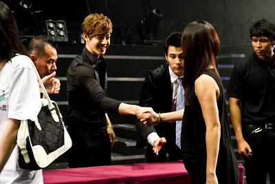 koreański pop, fan meeting