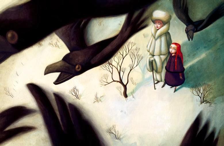 Baśnie na Warsztacie, Benjamin Lacombe, Mateusz Świstak, Ilustracje