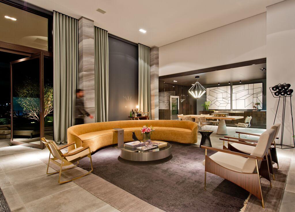 Ambientes vencedores casa cor sc for Ambientes interiores