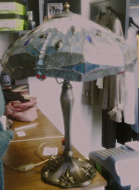 Lampade Tiffany (effetto invecchiato)