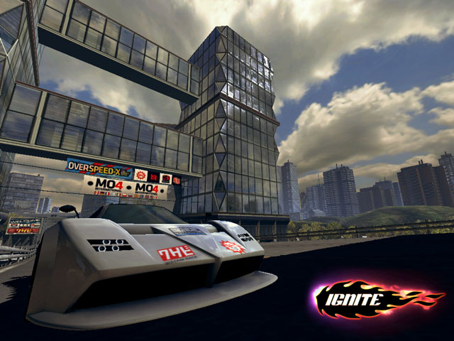 ipad 2 racing game ignition