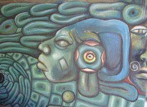Blog: Álvaro Sermeño: Pintura mural
