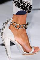 Гривна за крак голяма верига Diane von Furstenberg