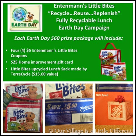 Little Bites Earth Day prize pack