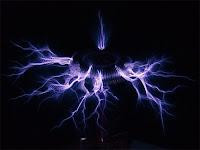 Elektrik Enerjisi Akımı Arkı Atlaması, Yüksek Voltaj