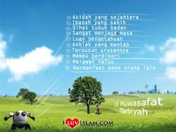 .:: 10 Muwasafat Tarbiah ::.