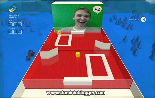 Juega Cube Slam desde tu navegador Google Chrome