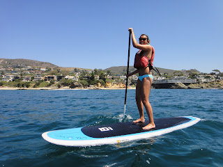 Happy Trails Paddle Boarding And Sea Kayaking At Laguna Beach