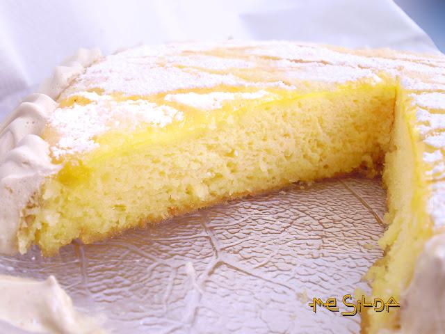 La cocina de Mesilda: TARTA CAPUCHINA