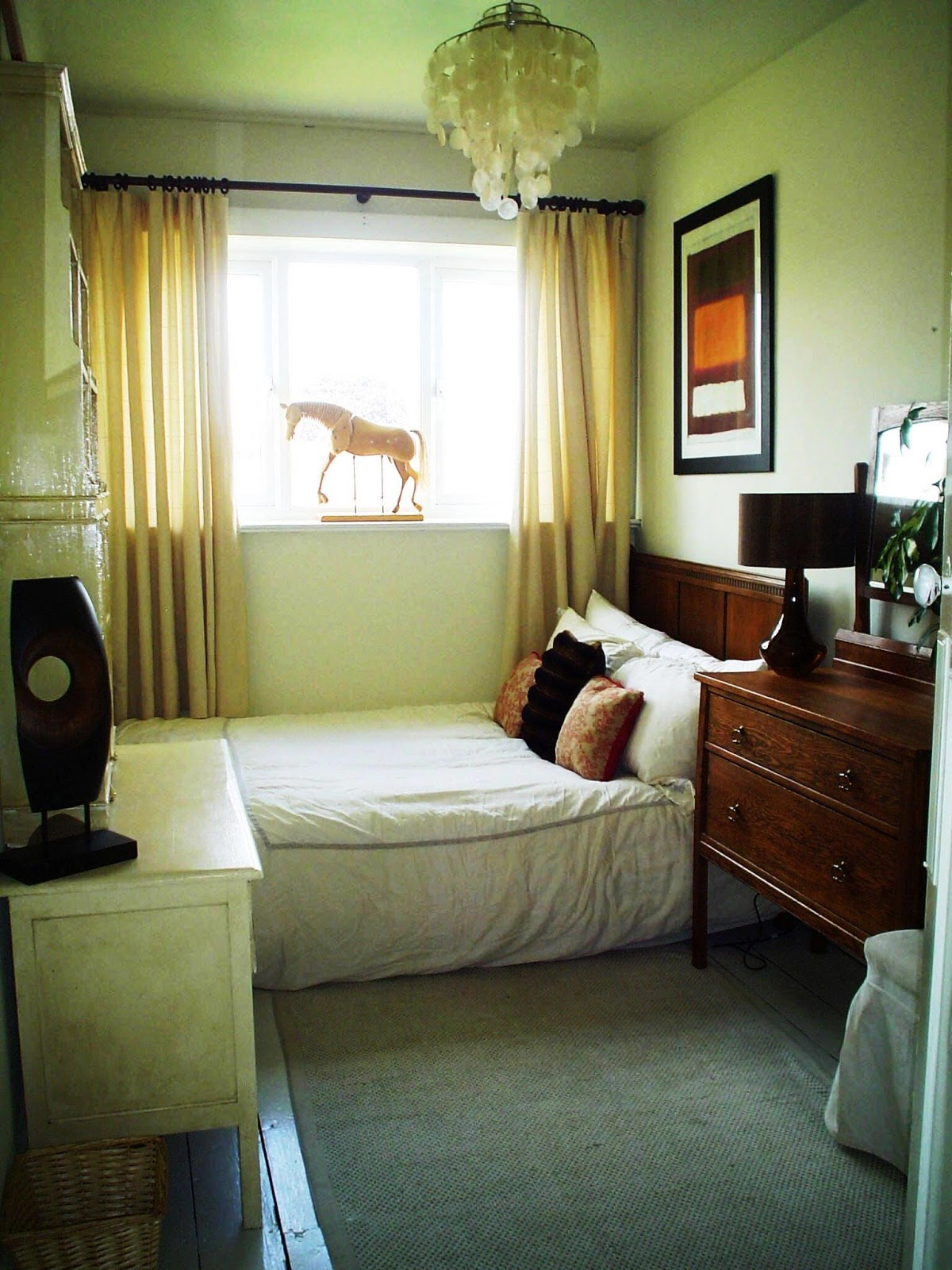 Bed Designs For Small Rooms small bedroom design photos - the interior designs