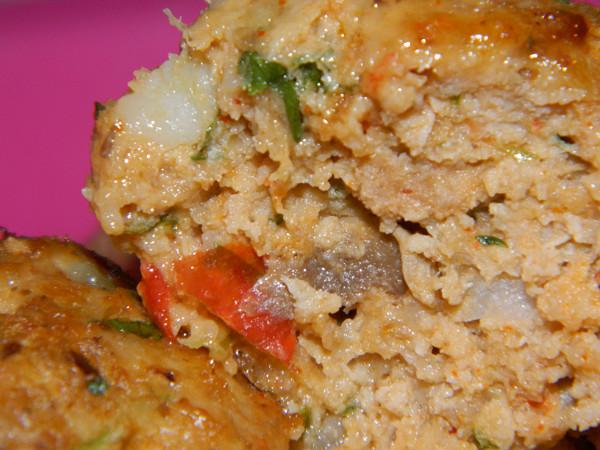 Jenny's Cookbook: More Juicy Chicken Meatballs