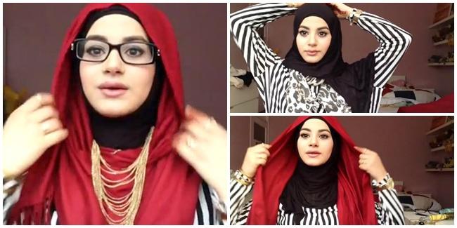 Tutorial Hijab Untuk Sehari Hari Youtube   newhairstylesformen2014.com