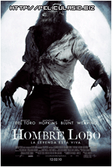 The Wolf Man (The Wolfman) (2010)