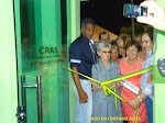 A inaugurao do Novo CRAS de Alagoinha 01/05/2013