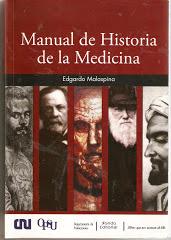 LIBRO NRO 17.MANUAL DE HISTORIA DE LA MEDICINA