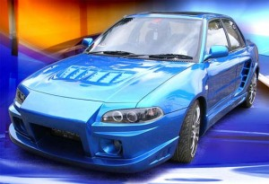 New Modif Car