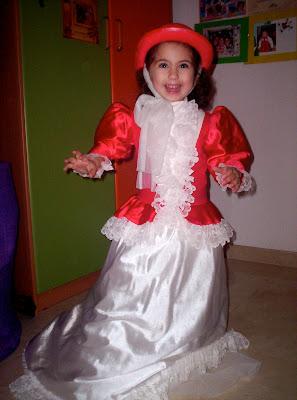 disfraz amazona