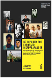 No Impunity for Enforced Disappearances
