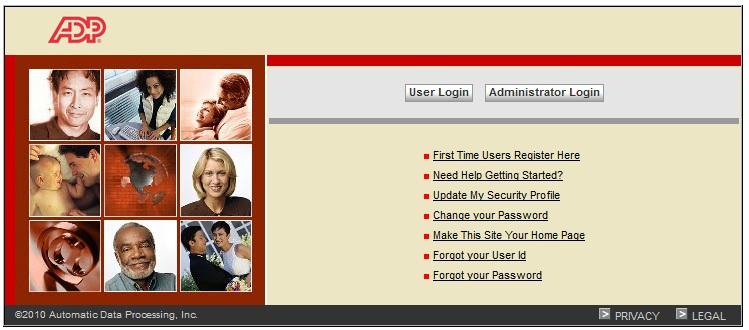www.portal.adp.com Register Login For ADP Services