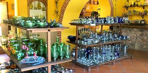 Guia de compras no m xico artesanatos viviendo en el - Fabricas de cristal en espana ...