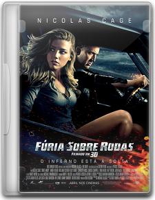 Capa Fúria Sobre Rodas   DVDRip   Dublado (Dual Áudio)
