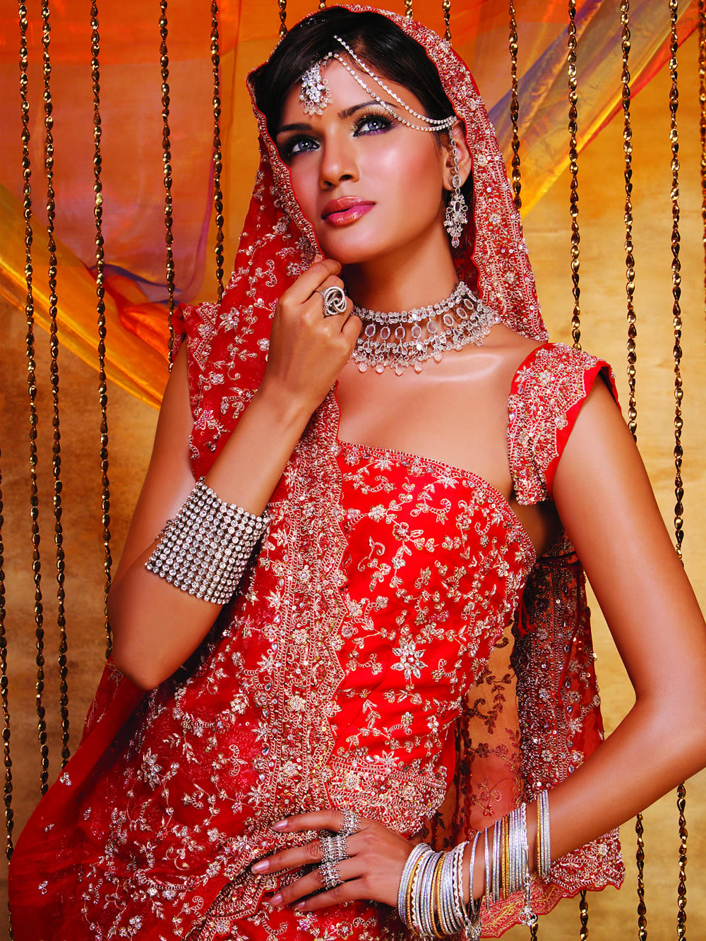 Wallpapers images picpile best indian bridal wedding for Best indian wedding dresses