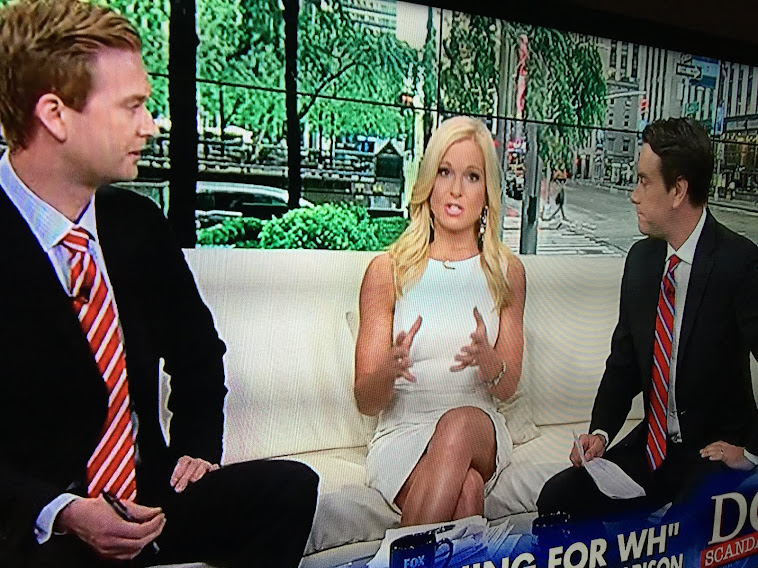 No Morning Joe on Holiday But an Extra Day of Anna Kooiman Fills the Void