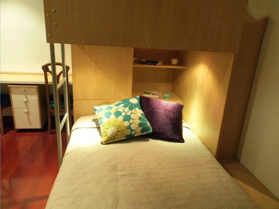 decoracao apartamentos pequenos e dormitorio para adolescentes