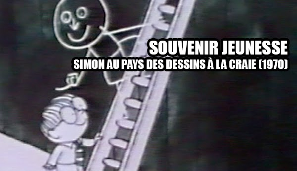 Simon au pays des dessins à la Craie