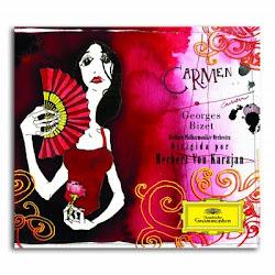 """Ópera Carmen""de Bizet"