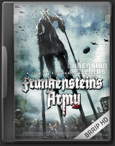 Frankenstein's Army (BRRip HD Inglés Subtitulada) (2013)