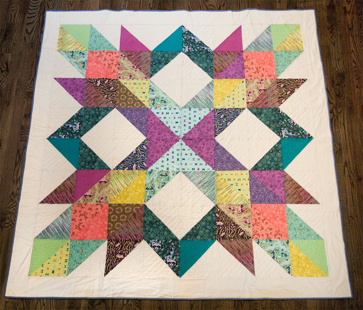 Fancy Tiger Crafts Tula Pink S Acacia Is Here A New Quilt