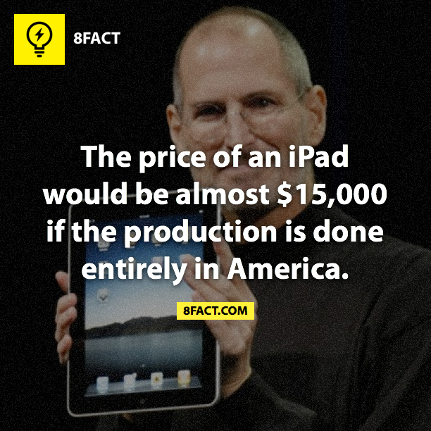 8fact , ipad facts