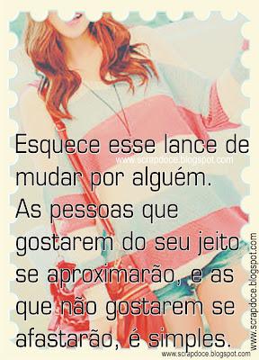 Foto Mensagem com Conselho/Frases/Fatos/Auto-Confiança para Compartilhar no Facebook