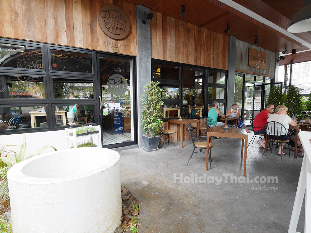 Fresh wraps resto bar chiang mai for J kitchen chiang mai