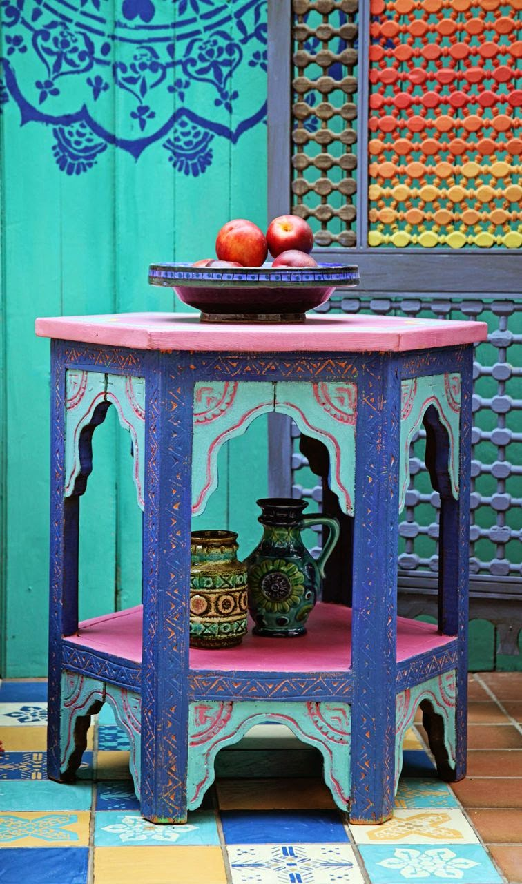 sloan paint colour janice issitt 39 s moroccan inspired bedroom