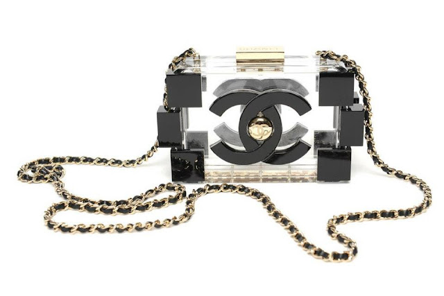 Chanel's Lego handbag