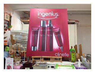 4星期激發潛藏青春天賦~Clinelle Ingenius