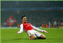 Henry alaba a Sánchez por sus actuaciones en Arsenal: ´´Alcanzó el nivel que le vimos en Barça´´