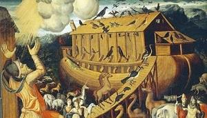 Akhirnya Kapal Nabi Nuh Ditemukan Setelah Lama Terkubur di Gunung Ararat