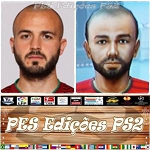André André (Porto) e Portugal PES PS2