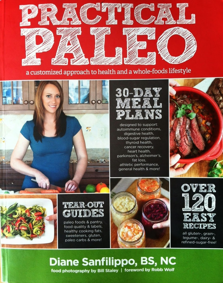 A great overview of the Paleo diet, complete with meal plans & recipes: