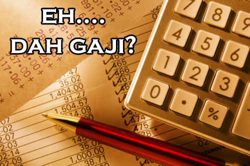 Jadual Pembayaran Gaji 2012 Kakitangan Awam? Jabatan Akauntan Negara