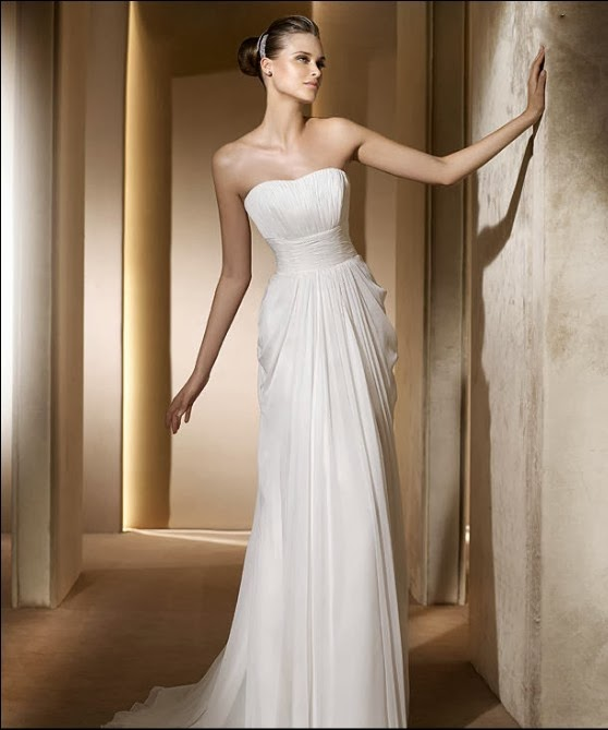 Elegant Wedding: Wedding Dress: Find Elegant Simple Wedding Dress