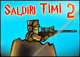 Saldırı Timi 2 Oyunu