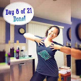 how much can you lose on the 21 day fix