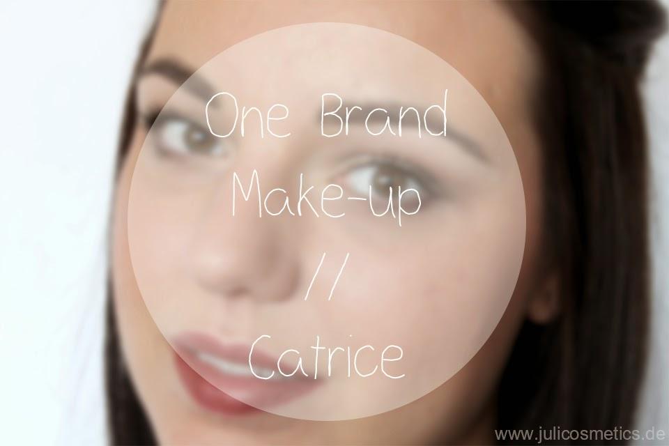 One Brand Make-up // Catrice