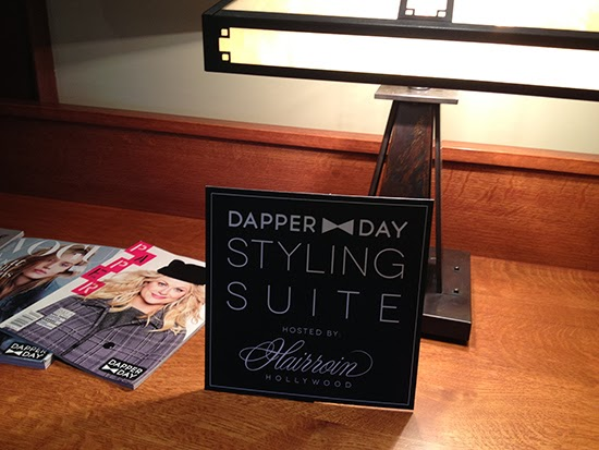 Dapper Day Styling Suite 2014