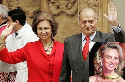 Selingkuhan Raja Spanyol